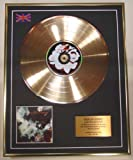 The Cure/Limited Edition Cd Gold Disc/'Disintegration'/(The Cure)