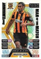 Match Attax 2013/2014 Ahmed Elmohamady Hull City 13/14 Man Of The Match