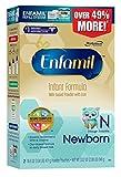 Enfamil Newborn Baby Formula 332 oz Powder Refill Box by Enfamil