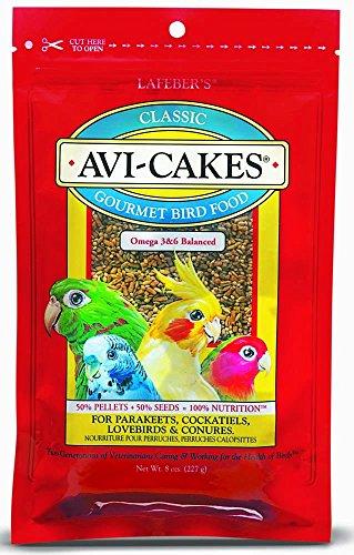 lafeber-avi-cakes-classic-parakeet-cockatiel-gourment-food-balance-omega-8-oz