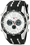 U.S. Polo Assn. Sport Mens US9061 Watch with Black Rubber Strap Watch