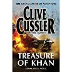 Treasure of Khan (       UNABRIDGED) by Clive Cussler, Dirk Cussler Narrated by Scott Brick