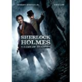 Sherlock Holmes: A Game of Shadows ~ Jr. Robert Downey
