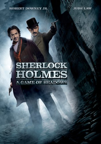 Sherlock Holmes A Game of Shadows Digital Download