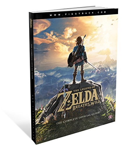 Breath Wild Zelda Legend Complete Guide