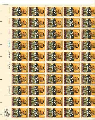 Martin Luther King Marches Sheet of 50 x 15 cent US Postage Stamp Scot #1771