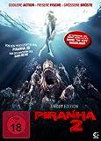 DVD Cover 'Piranha 2 (Uncut)