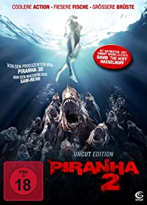 Piranha 2 (Uncut)