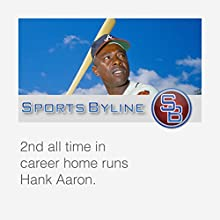 Interview with Hank Aaron  by Ron Barr Narrated by Ron Barr, Hank Aaron