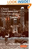 China's Great Economic Transformation