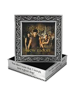 "Neca - 21332 - Twilight - Boîte à Bijoux en Métal ""Wolf Pack"""