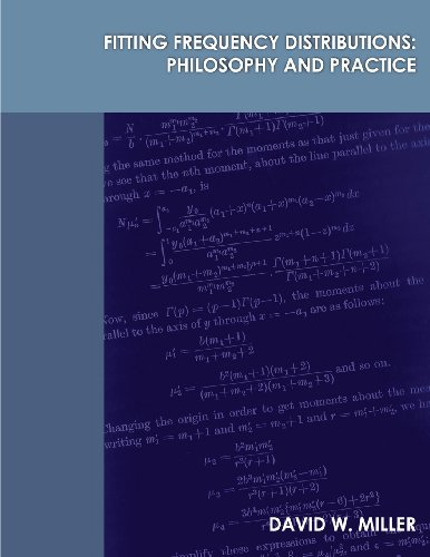 Fitting Frequency Distributions: Philosophy and Practice