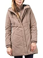 edc by ESPRIT Chaqueta (Taupe)