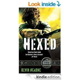 Hexed: The Iron Druid Chronicles: Book Two (Iron Druid Trilogy)
