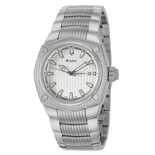 Bulova Accutron Corvara Men's Automatic Watch 63B036