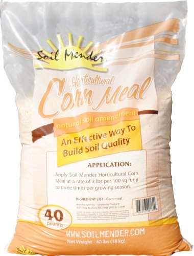 Soil Mender Horticultural Cornmeal 40 lb. (Agricultural Corn Meal compare prices)