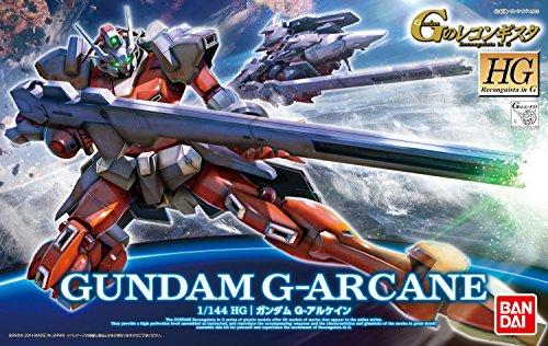 HG 1/144 ガンダム G-アルケイン (ガンダムGのレコンギスタ)