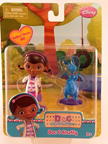 Doc Mcstuffins Doc & Stuffy