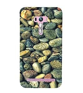 EPICCASE Pebbles Mobile Back Case Cover For Asus Zenfone Selfie (Designer Case)
