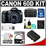 Canon EOS 60D Digital SLR Camera Body with EF-S