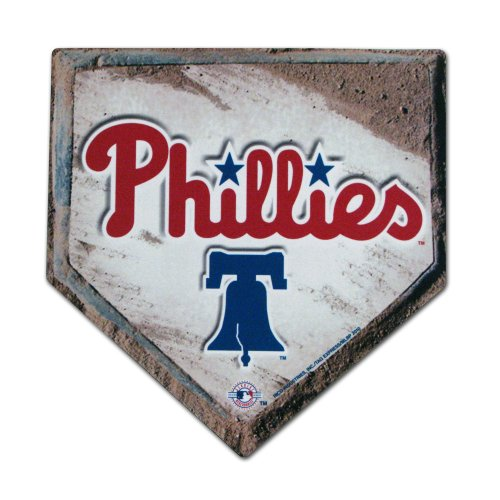 MLB Philadelphia Phillies Home Plate Design Mouse Pad at Amazon.com