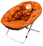 NCAA Sphere Lounge Chair NCAA Team: Clemson