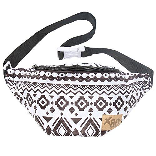 Tribal Aztec Print Fanny Pack