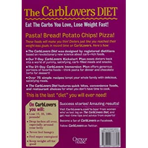 The Carb Lovers Diet: Eat Livre en Ligne - Telecharger Ebook