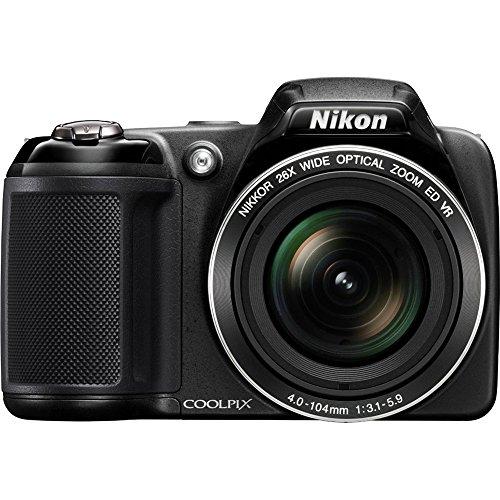 nikon-coolpix-l320-16mp-720p-hd-video-black-digital-camera-certified-refurbished