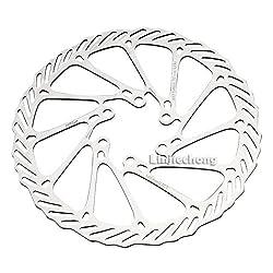 GZDL Steel 6 Bolts Standard Mountain Bike Bicycle Disc Disk Brake Rotors 160mm