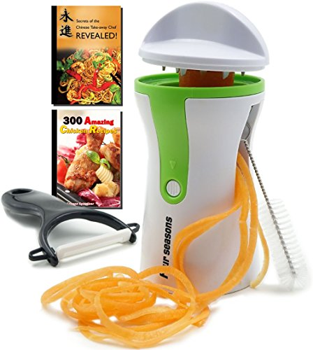 four-seasons-spiralizer-spiral-vegetable-slicer-courgette-pasta-noodle-spaghetti-zoodle-maker-best-f