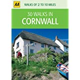 30 Walks in Cornwallby Automobile Association