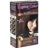 Eugène Color - Les Raffinées - N°17 Marron Cacao - Crème Colorante Permanente - Lot de 2