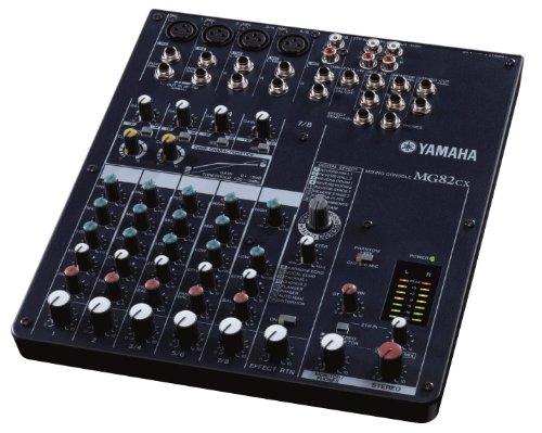 Yamaha MG 82C Mixer Series