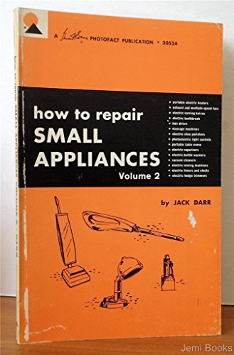 Repair Small Appliances front-624624