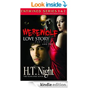 Werewolf Love Story: Parts One and Two (Entwined Series 1 & 2)