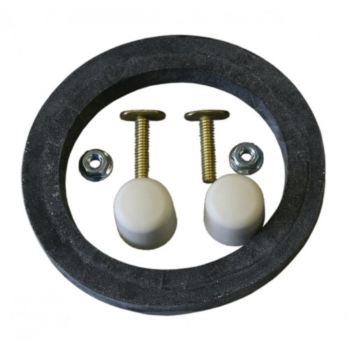 Dometic 385311653 Mounting hardware and Seal for 300 Series Toilet - Bone (Dometic Toilet Parts 210 compare prices)