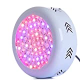 Led UFO Grow Light, Gianor™ 216W MINI Plant Lamps with UV/IR Led Bulbs, 72pcs Grow Led Lights for Plants, Full Spectrum Led Grow Lights for Indoor Plant Garden/Greenhouse Plants/Hydroponic