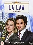 LA Law - Season 4 [DVD]