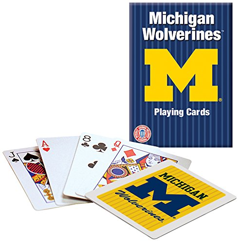 Michigan Playing Cards