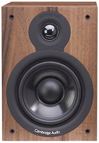 Cambridge Audio - SX-50 - Bookshelf Speakers - Dark Walnut (Pair) (Sx 50 compare prices)