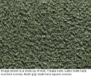 Turtle Mat Sage Green Multigrip Backing 75x50cm