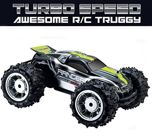 Remote-Control-Car-Truck-Buggy-AKA-Truggy-Fun-Turbo-Speed-RC-Truggy-by-ThinkGizmos-Trademark-Protected