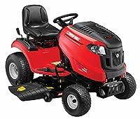 Troy-Bilt TB2246 22HP/656cc Twin Cylinder Foot Hydro Transmission 46-inch Riding Lawn Tractor by Troy-Bilt