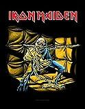 IRON MAIDEN RANA1CKENAUFN?HER / BACKPATCH #7 PIECE OF MIND By IRON MAIDEN (0001-01-01)