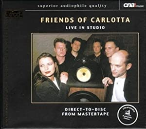 Live In Sudio - Direct To Disc from Mastertape (XRCD)