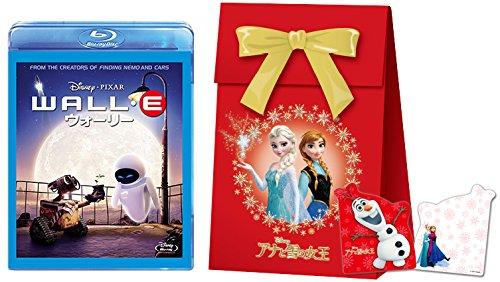 【早期購入特典あり】ウォーリー(「アナと雪の女王」オリジナル ギフトバッグ付) [Blu-ray]