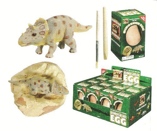 Toysmith Dino Egg Excavation Toy - 1