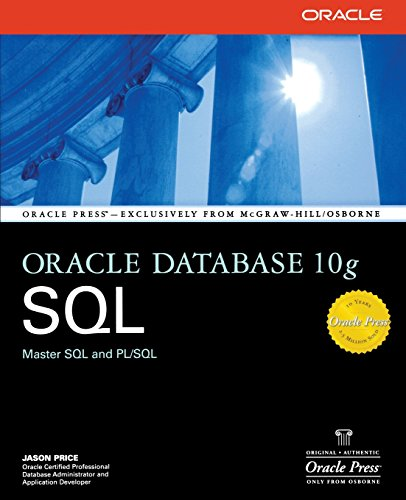 Oracle Database 10g SQL (Osborne ORACLE Press Series) (2004 World Series Program compare prices)