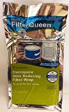 Filter Queen Defender Enviropure HEPA Activated Charcoal Pre-Filter Wrap, 7""